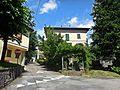 Lizzano in belvedere - Parish church street.jpg