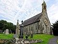 Llawddog, Eglwys Sant Llawddog Church, Cenarth, Carmarthenshire, Cymru Wales 08.jpg