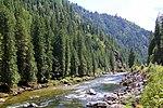 The Lochsa River.