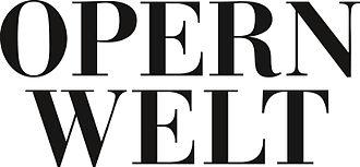 Opernwelt - Magazine logo