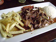 Las Brasas Peruvian Restaurant In Oklahoma City