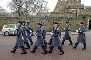 London the mall - Queen's Colour Squadron - 19.JPG