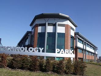 Longbridge - Image: Longbridge Technology Park Innovation Centre