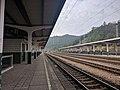 Longnan Railway Station Platform IMG 20180125 150125.jpg