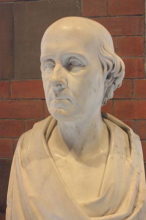 Henry Cockburn, Lord Cockburn - Statue of Lord Cockburn by William Brodie