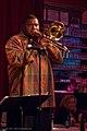 Louis Armstrong Centennial Band at Birdland, New York City (3669687964).jpg