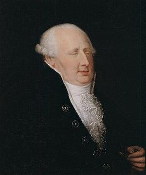 Louis Engelbert, 6th Duke of Arenberg - Louis Engelbert 6th Duke of Arenberg around 1815