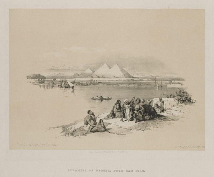egypt pyramids - image 9