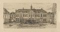 Louise Danse - La cour d'honneur de l'abbaye de la Cambre - Graphic work - Royal Library of Belgium - S.III 8183.jpg