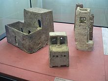 Maquetas de viviendas