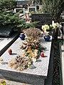 Ludwik Bazylow grób.JPG