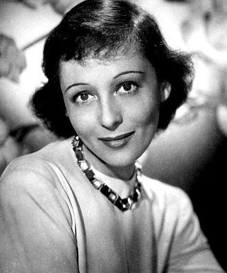 Luise Rainer - 1930s publicity photo