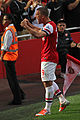 Lukas Podolski celbrates his goal 2 (8012686865).jpg