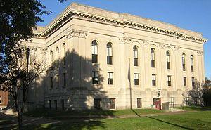 Lynn Public Library - Image: Lynn Public Library MA 02
