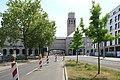 Mülheim adR - Friedrich-Ebert-Straße + Rathaus 03 ies.jpg