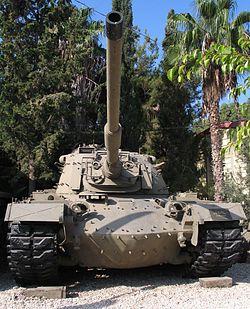 טנק פטון M48