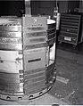MAGNETO HYDRODYNAMICS MHD NEON COIL STACK AND BUILDING OF HIGH PRESSURE COMPRESSOR - NARA - 17424273.jpg