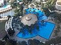 MC 澳門 Macau 萬豪酒店 JW Marriott Hotel room 28th Floor view November 2019 SS2 27.jpg