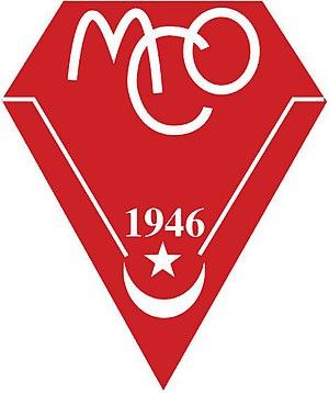 MC Oran - Image: MC Oran logo