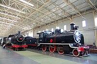 PL型蒸汽机车
