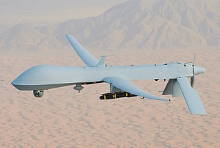 General Atomics MQ-1 Predator Family of unmanned aerial vehicles