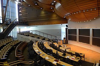 Mathematical Sciences Research Institute - Simons Auditorium (MSRI)