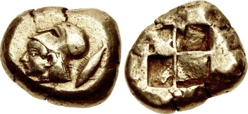 MYSIA, Kyzikos. Circa 550-500 BCE
