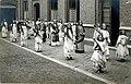 Maastricht, Boschstraat, meisjesschool Arme Kind Jezus, optocht 1912 (3).jpg