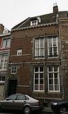 foto van Huis, met voorgevel in de trant der zgn. Maaslandse renaissance.