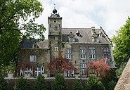 Maastricht - rijksmonument 27963 - Huis de Torentjes - Lage Kanaaldijk 63 20100515
