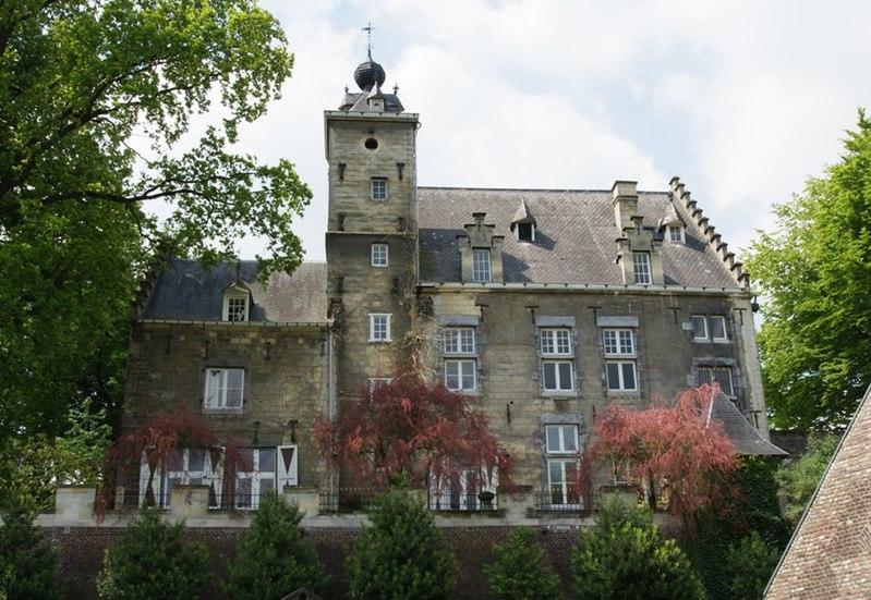 Huis de torentjes in maastricht monument for De ingang van het huis