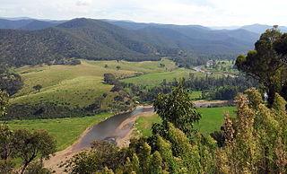 Macalister River river in Victoria, Australia