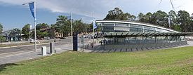 Macquarie University station entrance.jpg