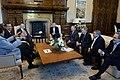 Macri con CEO de Techint y Tecpetrol.jpg