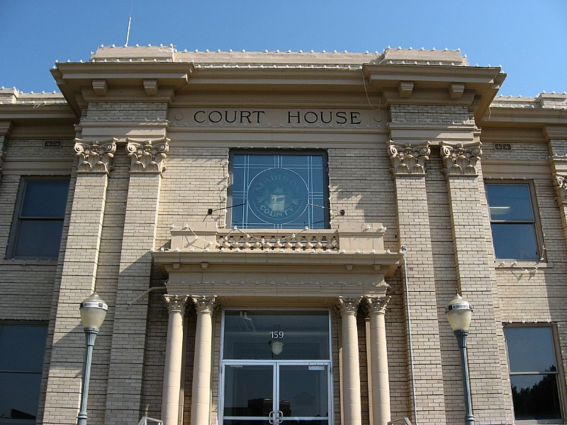 File:Madison County Courthouse, Rexburg, Idaho (1165481530).jpg