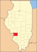 Madison County Illinois 1829