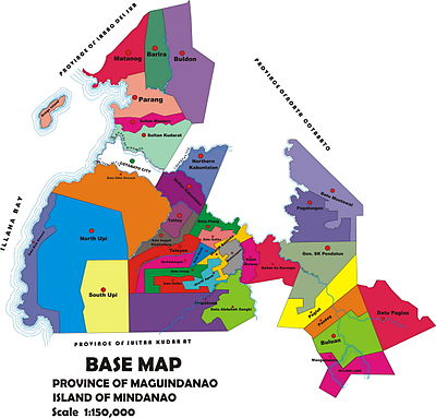 Maguindanao 2011 Division Map.jpg