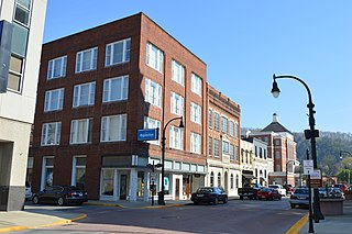 Pikeville Commercial Historic District