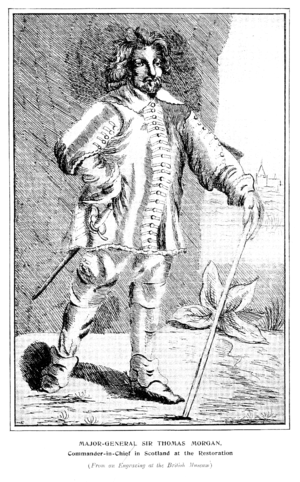 Sir Thomas Morgan, 1st Baronet - Image: Major General Sir Thomas Morgan 1604 1679