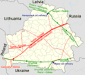 Major gas and oil pipelines in Belarus.png