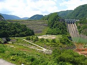 Makio Dam - Image: Makio Dam