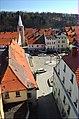Malé náměstí a Rytířská věž - panoramio.jpg