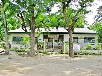 Malalag, Davao del Sur - Malalag Health Center