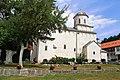 Manastir Mileševa, Srbija, crkva Vaznesenja Gospodnjeg, prva polovina 13. veka.jpg