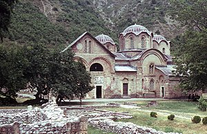 Serbian Patriarchate of Peć - Seat of the Serbian Patriarchate (1346-1766): Patriarchal Monastery of Peć