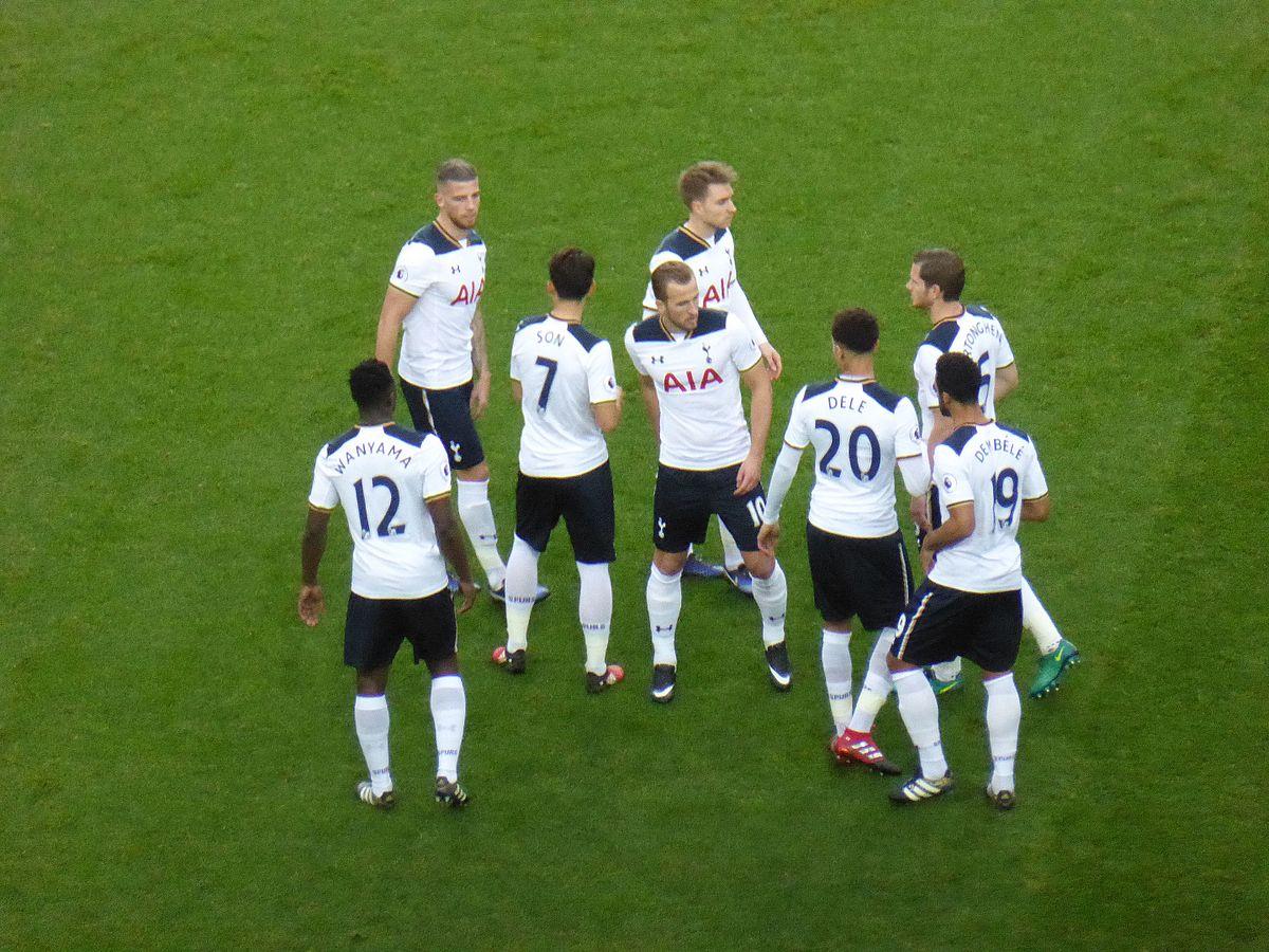 2016–17 Tottenham Hotspur F.C. season - Wikipedia 07b7d0001