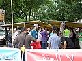 Manifestacio subtene al Mohamed Mursi (Parizo).jpg