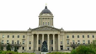 Politics of Manitoba