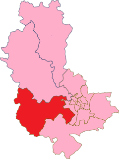 Rhônes 10th constituency Constituency of the French Fifth Republic