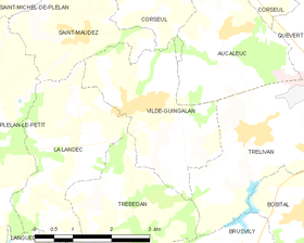 Map commune FR insee code 22388.png